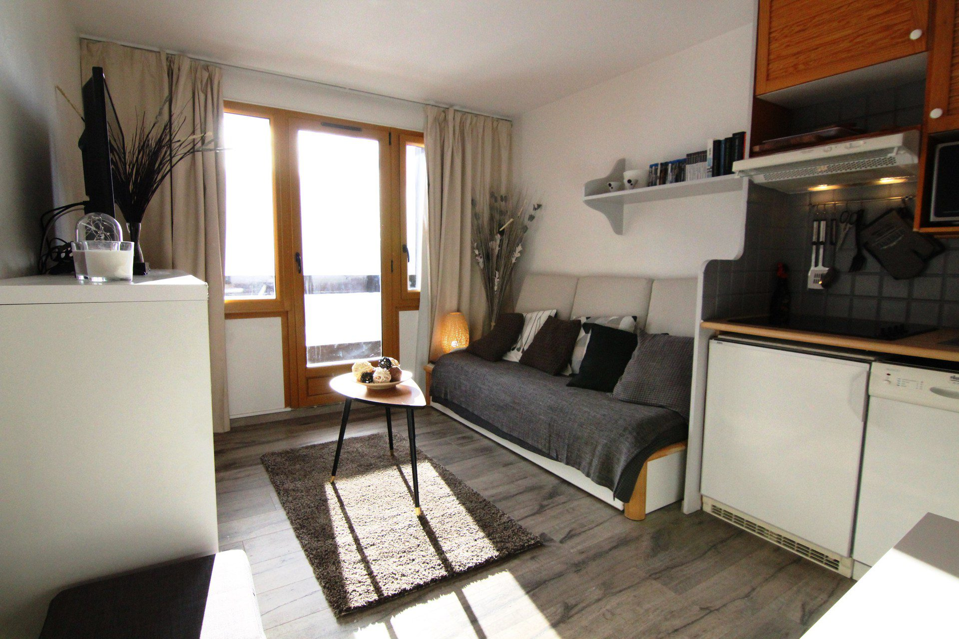 Appartements Ours Blanc
